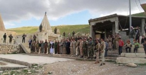 Irak'ta Olay! Irak Ordusuyla Peşmerge Birbirine Girdi!