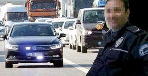 Çakarlı Aracı Durdurunca Açığa Alınan Polisle İlgili Karar Verildi