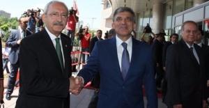 """CHP'den Abdullah Gül Açıklaması! """"Canımıza Tak Etti!"""""""