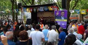 Almanya Geri Adım Attı! HDP Sözcülerine Konuşma Yasağı
