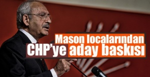 Kılıçdaroğlu Baskı Altında! Mason Locasından Aday Baskısı!