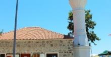 Bodrum'da Deprem Sonrası Onarılmayan Cami Minareleri Büyük Risk Taşıyor