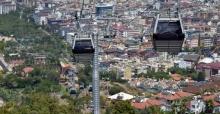 Alanya'da Teleferikle Yolculuğa Rağbet Büyük
