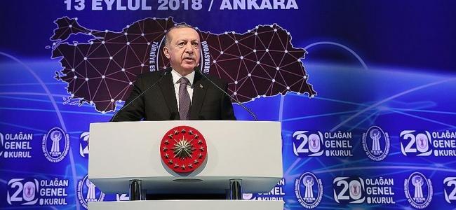 Erdoğan'dan Kriz Fırsatçılarına Net Mesaj: İflah Olmayacaklar!