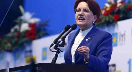 İYİ Parti Genel Başkanı Akşener'den Yerel Seçimde İttifak Açıklaması!