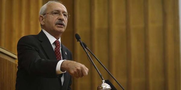Kemal Kılıçdaroğlu: Sosyal Güvenlik Kurumu'nu Ak Parti Batırdı