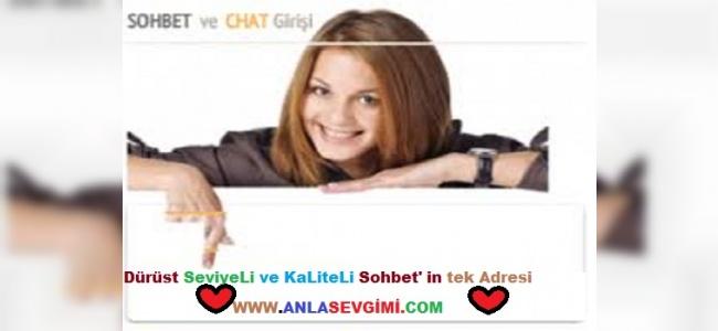 Türkiye'nin Tek Gerçek Mobil SohbetSitesi