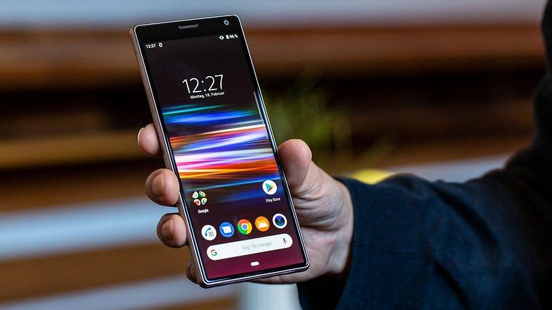 Sony Xperia Android 10 Güncellemesini Açıkladı