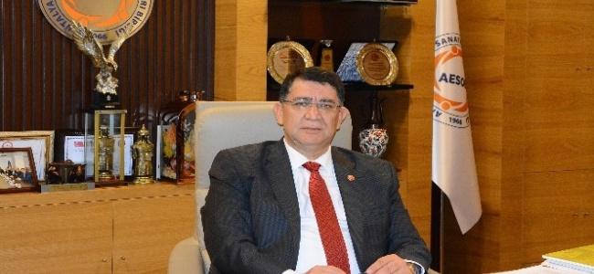 """AESOB Başkanı Adlıhan Dere uyardı: """"Sahte bilet mağduru olmayın"""""""