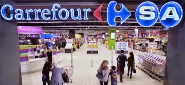Carrefoursa Geçen Yıl % 23 Büyüdü