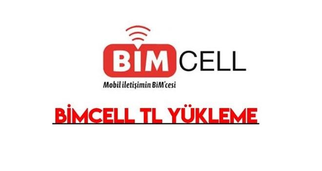 Bimcell TL Yükle