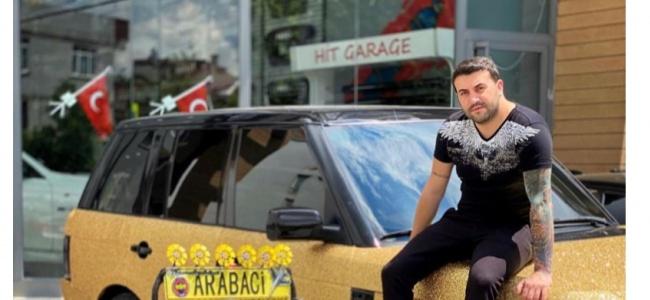 Teoman Deniz: Tuning tutkumu sadece fuarlarda gösteririm