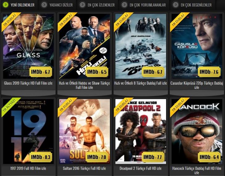 Yerli dizi izle Full HD Canlı dizi izle