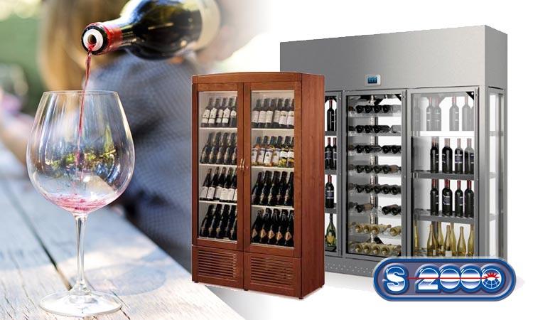 Yerli Üretim Şarap Dolabı Modelleri
