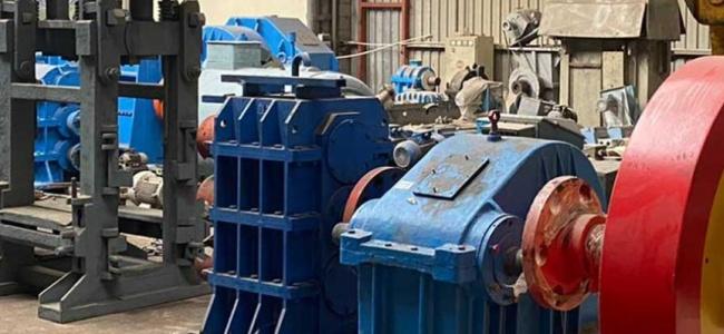 Bms Bahçeli Makine İkinci el hadde makinaları