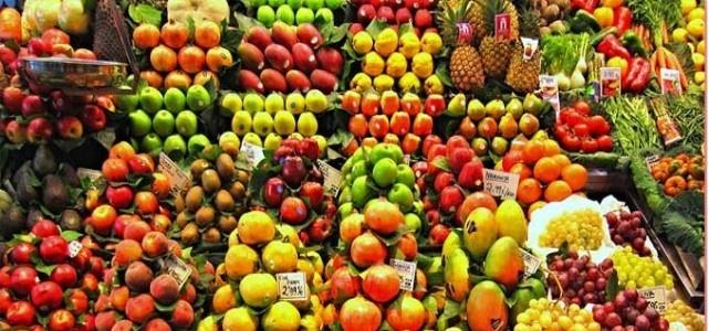 Yaş Meyve Sebze İhracatına Üç İlin Katkısı Büyük Oldu