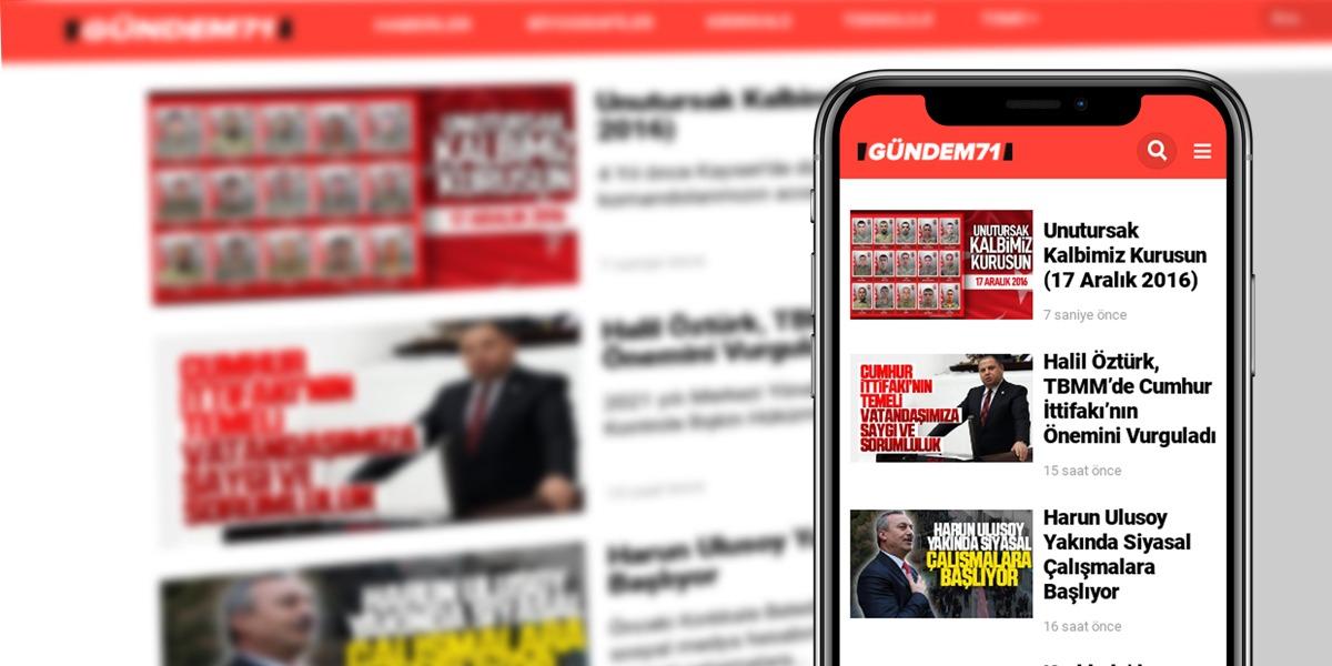 Kırıkkale'nin Gündemini Belirleyen Haber Sitesi