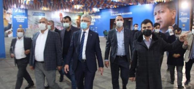 Ak Parti İl Başkanı Mehmet Ellibeş'in Koronavirüs Testi Pozitif Çıktı