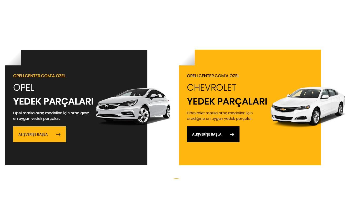 Ankara Opel Yedek Parça