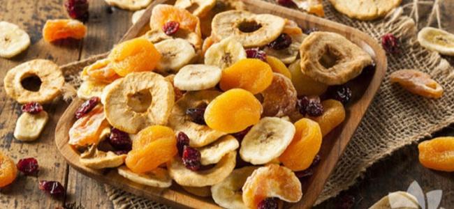 Kuru Meyve İhracatı 1 Milyar Doları Aştı