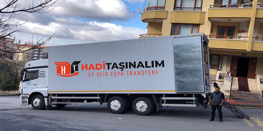 Ankara Evden Eve Taşımacılık