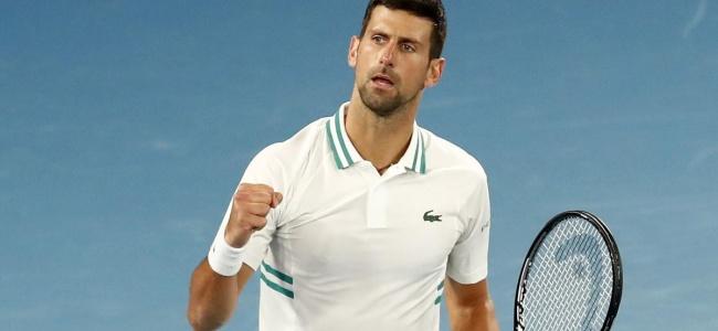 Novak Djokovic Rekorlara Devam Ediyor