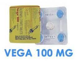 Vega 100 Geciktirici Hap