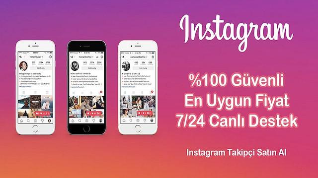 Instagram Gerçek Türk Takipçi Satın Al