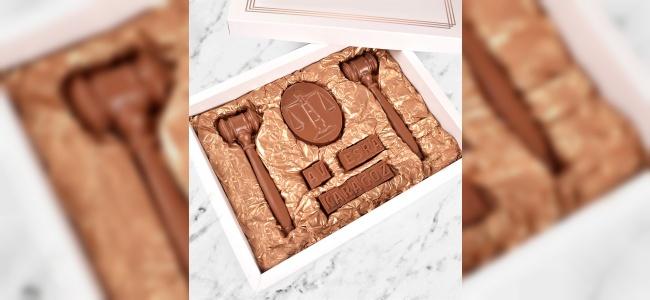 Tasarımıyla Şaşırtan Şekilli Çikolatalar