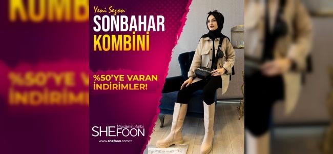 Bayan Giyim Dünyasının Yükselen Markası SHEFOON