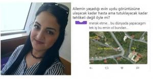 Ölümle Tehdit Edilen Gülay Mübarek'e Sosyal Medyadan Yoğun Destek!