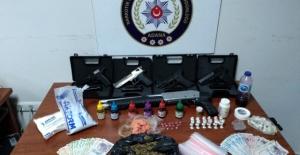 Dizi Oyuncusu Uyuşturucu Ticareti Yapmaktan Tutuklandı!