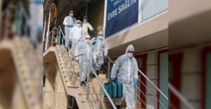 Salgınla mücadele 18 bin yaşlıya evde sağlık hizmeti