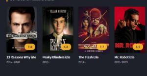 Sorunsuz Dizi ve Filmler