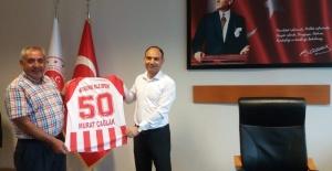 Nevşehir #039;den Savcı Murat Çağlak...