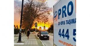 Pronet evden eve nakliyat hizmeti