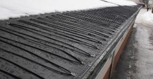 Çatı Oluk Isıtma Sistemi Hakkında Bilgiler