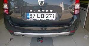 Dacia Duster Çeki Demiri Montaj